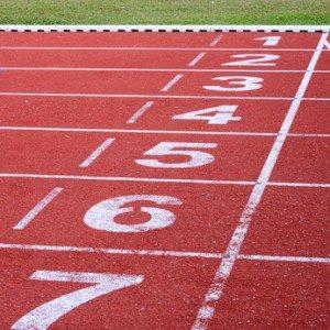 Atletikbane til intervaltræning