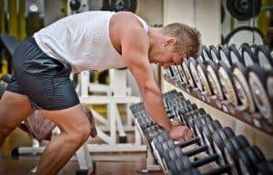 Overtrænet ung atlet