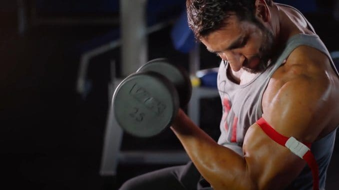 træning af arme