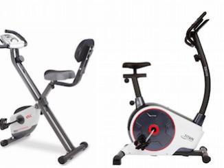 Forskellige motionscykler