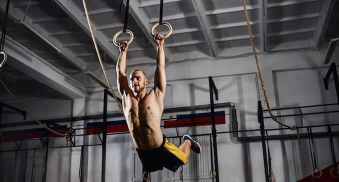 Gymnastikringe træning