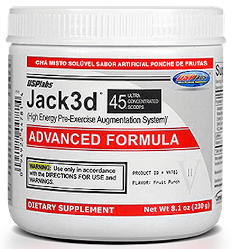 Det forbudte JACK-3D Advanced PWO
