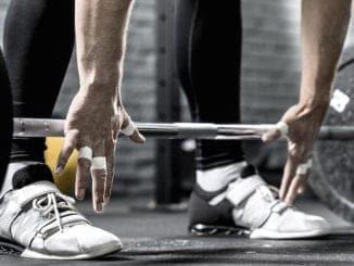PWO før styrketræning