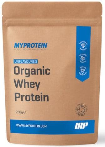 Økologisk proteinpulver fra MyProtein