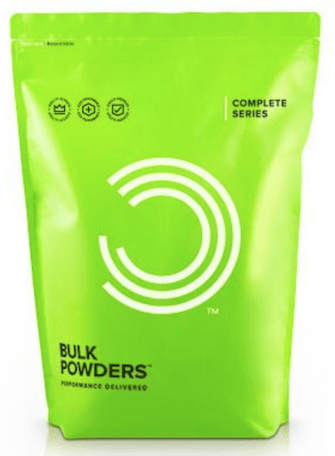 Complete Mass weight gainer fra Bulkpowders