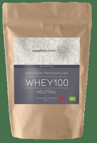 øko whey protein fra Linuspro