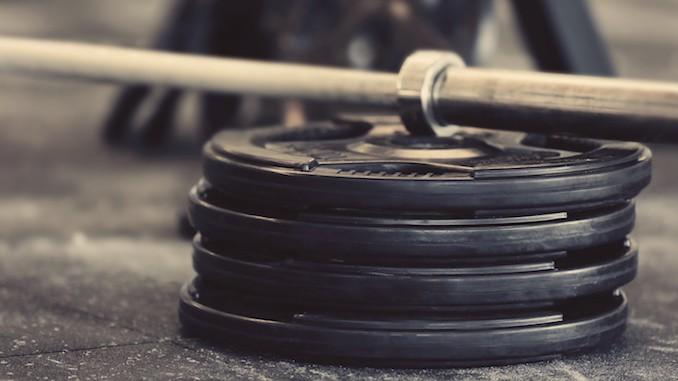Vægtstangssæt
